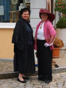 Gestatten - Amalie Hohenester und Marion Thoma