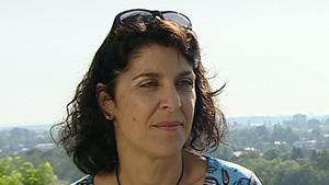 """Margrit Amelunxen in """"lavita: Sommer im Dachauer Land - Die Fremdenführerin""""reportage"""